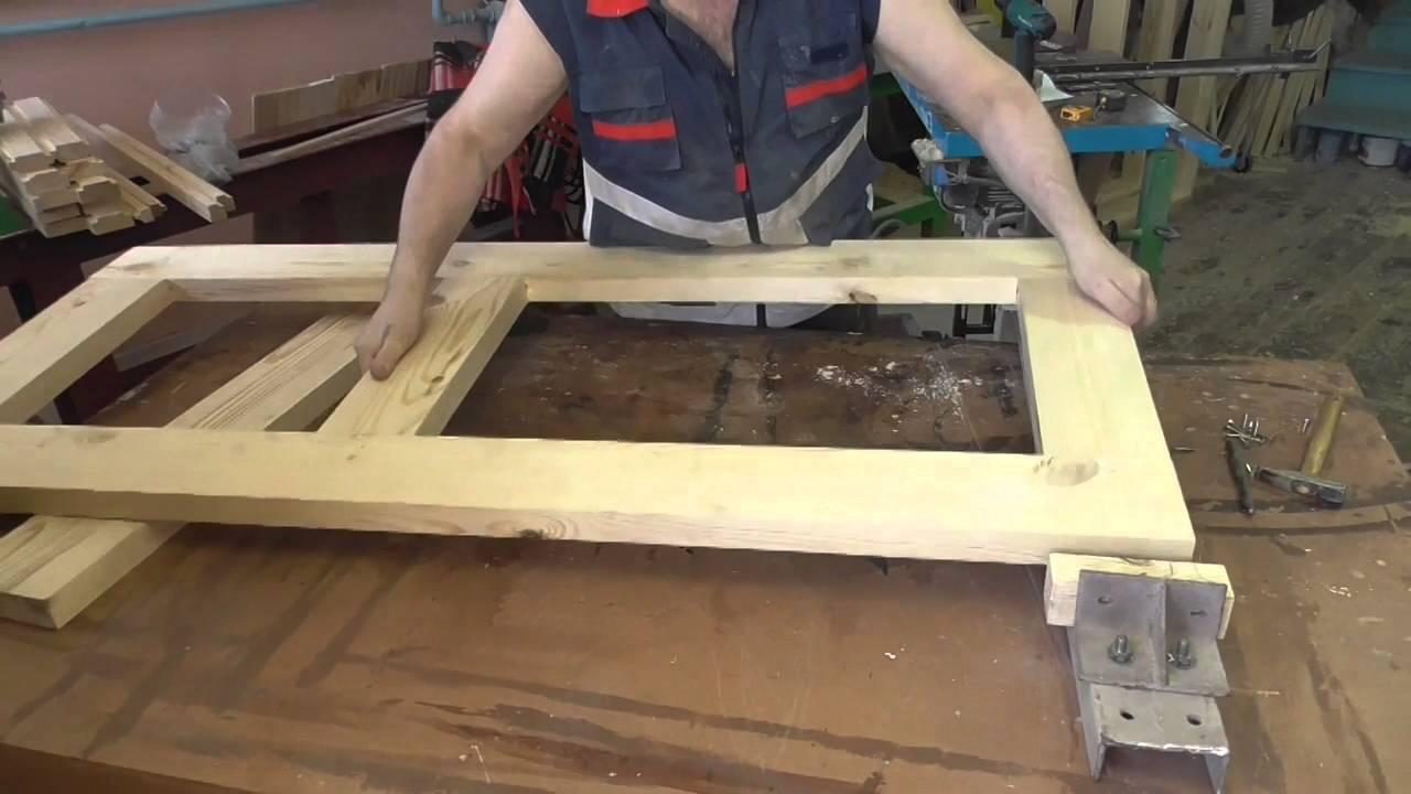 Как своими руками сделать деревянный дверь своими руками