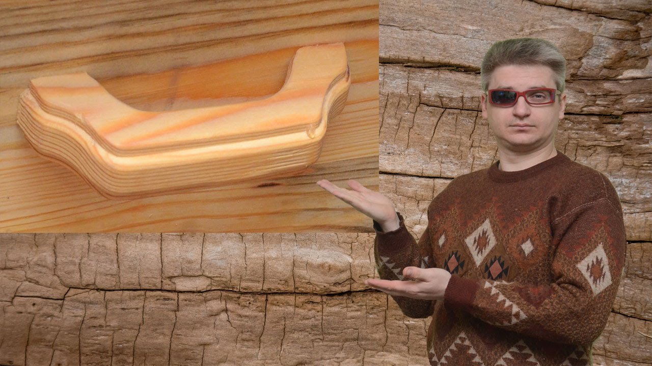 Деревянная ручка своими руками 21